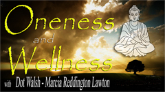 Oneness and Wellness on Dedham TV.
