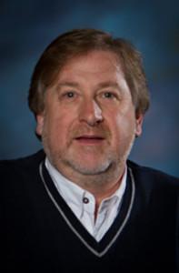 Dan Hallissey, Dedham TV's Director of IT, Operations, and Training.