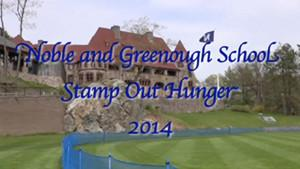Dedham TV presents Noble and Greenough School - Stamp Out Hunger 2014 (food drive).