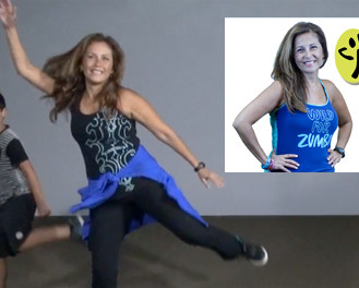Zumba With Angelica is great for kids too!