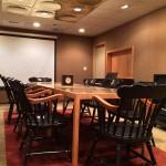 Dedham TV – Conference Room – With Projector Screen