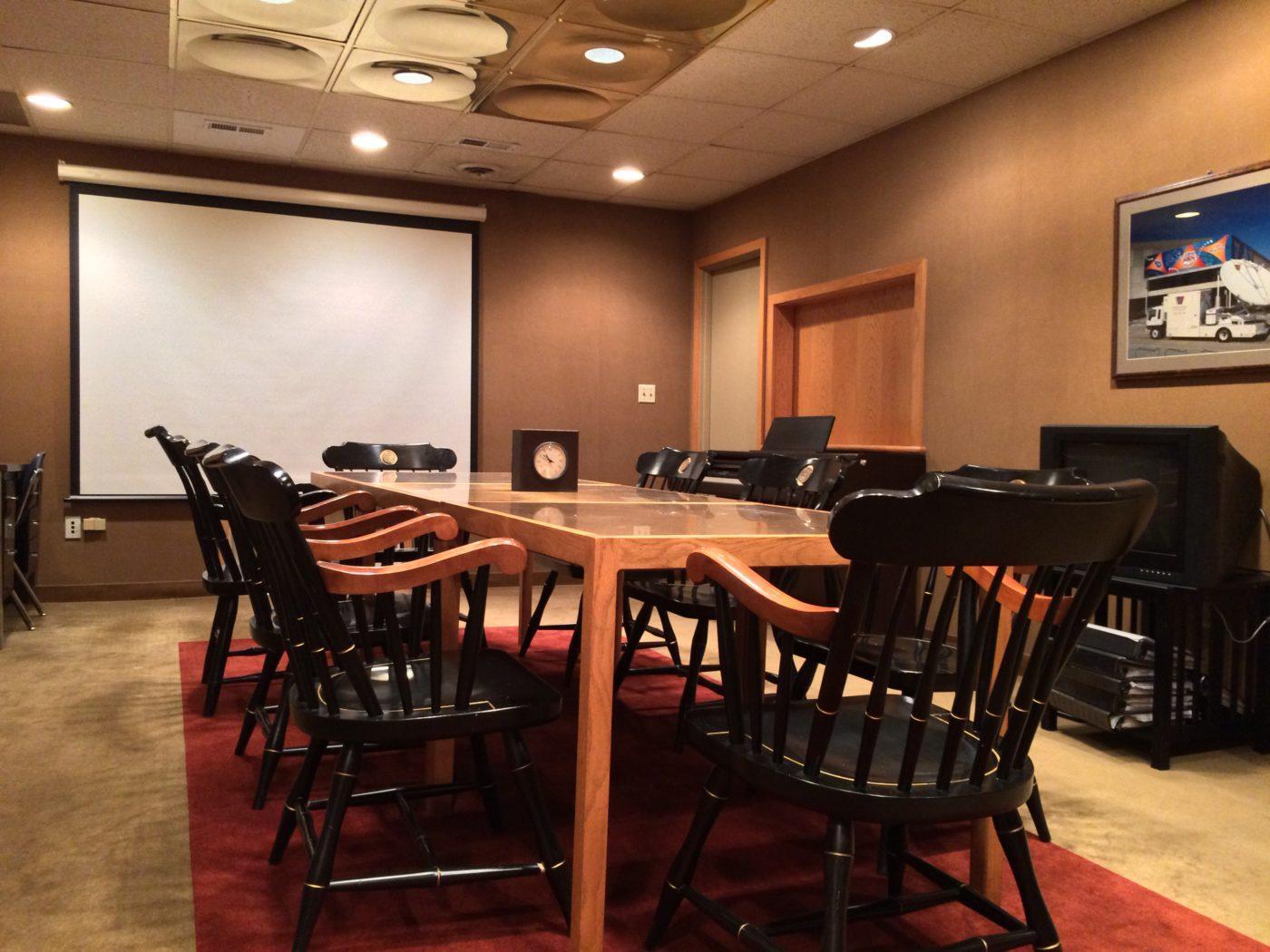 The Studio Dedham Television And Media Engagement Center