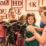 Summer Camps – Anne Helps the Kids With the Cameras