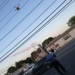 The MEC Opening – Dan Flies the Drone! – 5/21/2014